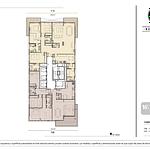 Bric My Residence piso 16,17, 20