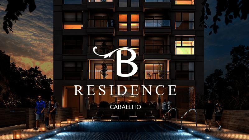 B Residence Caballito - Bric Construcciones y Desarrollos
